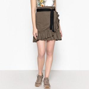 Short Ruffled Skirt LIU JO