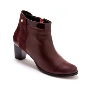 Boots grande largeur (spécial pied fort) PEDICONFORT