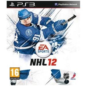 NHL 12 PS3 EA SPORTS