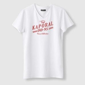 T-shirt com decote em V KAPORAL 5