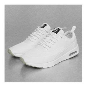 Baskets Dangerous DNGRS London Sneakers Blanc Gris DEFANZY