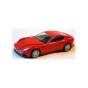 Voiture Hot Wheels Ferrari F12 Berlinetta Rouge 1:43 MONDO