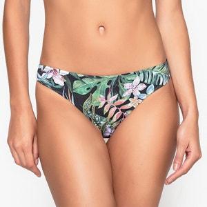 Bas de maillot de bain culotte bikini imprimé La Redoute Collections