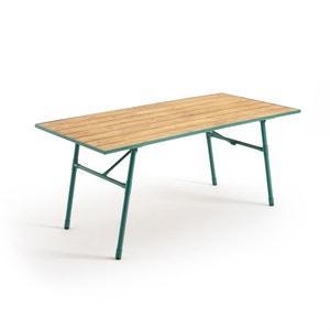 Table de jardin meuble et d coration la redoute for Table extensible leclerc