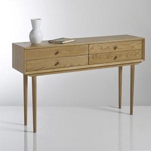 QUILDA Vintage 4-Drawer Console Table La Redoute Interieurs