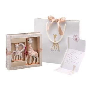 Pack regalo de nacimiento sophisticated PM versión 1 SOPHIE LA GIRAFE