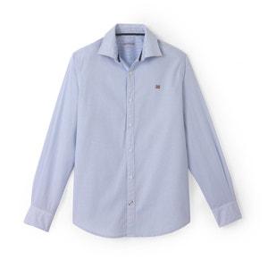 Guyamas Shirt with Printed Collar NAPAPIJRI