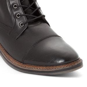 Boots cuir HOCKNEY BASE LONDON