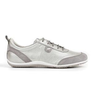 Sneakers D VEGA A aus Leder GEOX
