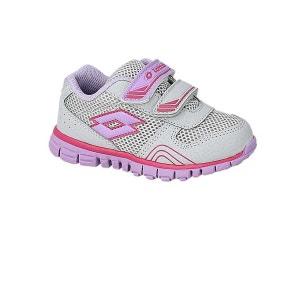 Chaussures Bébé Sunrise IV Grey/Pink LOTTO