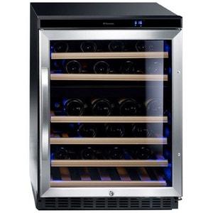 Cave à vin de service - 2 temp. - 46 bouteilles - Noir - ACI-DOM361E - Encastrable DOMETIC