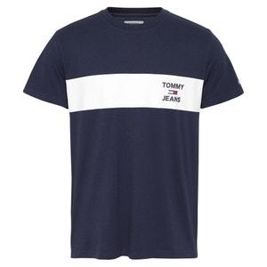 T-shirt Chest Stripe Logo