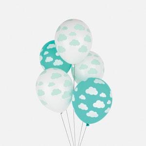 Lote de 5 balões nuvem La Redoute Interieurs