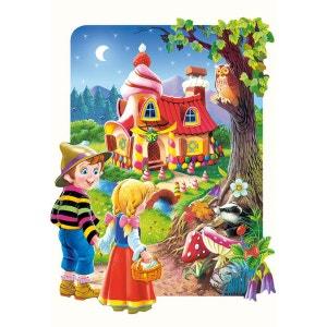 Puzzle 20 pièces maxi : Hansel et Gretel CASTORLAND