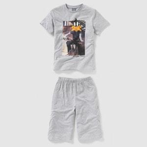 DAFFY DUCK Short Pyjamas, 10 - 16 Years LOONEY TUNES
