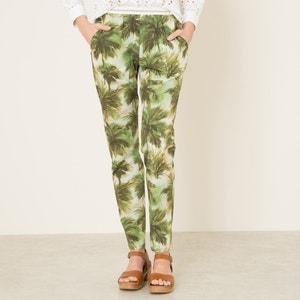 Pantalon slim imprimé HARTFORD