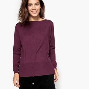 Sweter z łódkowym dekoltem La Redoute Collections
