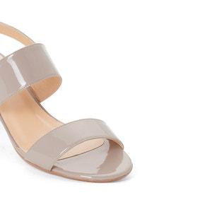 Patent Leather Sandals JONAK