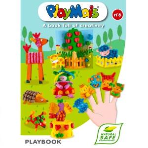 Playmais : Livre Play Book n°6 PLAYMAIS