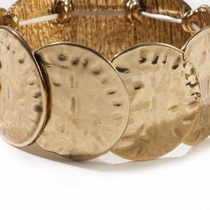 Armband, gehämmertes Metall ANNE WEYBURN