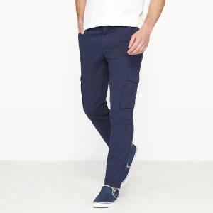 Pantalon battle regular lin mélangé R Edition