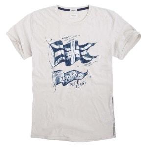 Tee-shirt Cashew à motif imprimé PEPE JEANS