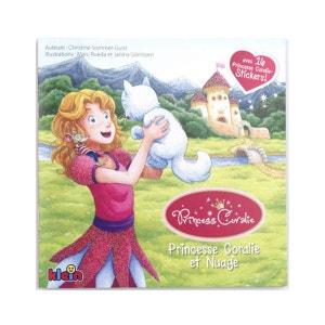 Livre Princesse Coralie et son chaton nuage KLEIN