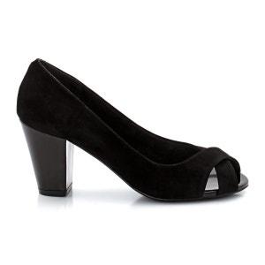 Zapatos de tacón con puntera abierta TAILLISSIME