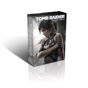 Tomb Raider - Survival Edition PS3 SQUARE ENIX