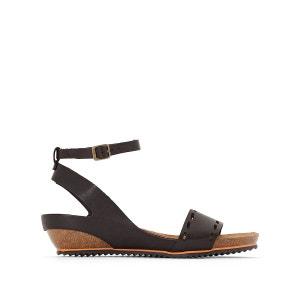 Sandales compensées cuir Tokrom KICKERS