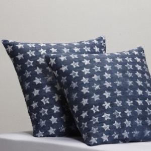 Taie d'oreiller imprimée, US FLAG La Redoute Interieurs