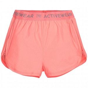 Short sportwear rose PRINCESSE ILOU
