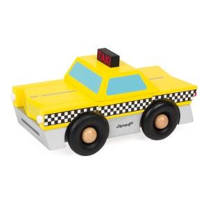 Véhicule en bois Kit Magnet : Taxi JANOD