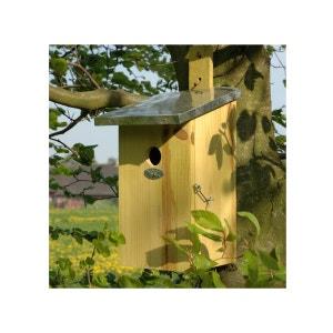 Nichoir observatoire pour oiseaux ESSCHERT DESIGN