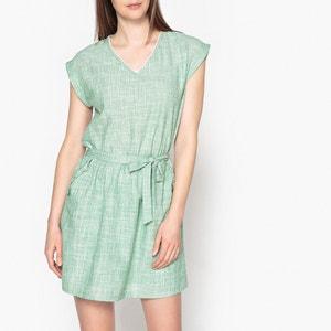 Agathe Cotton Checked Dress GARANCE PARIS