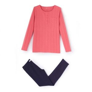 Pyjama en coton 10-16 ans La Redoute Collections