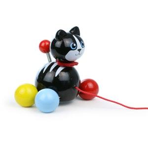 Juguete para tirar: Minou el gato VILAC