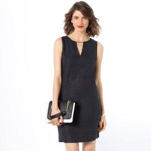 Klasyczna sukienka z lnu R essentiel
