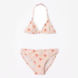 Floral Print Bikini, 3-12 Years R édition