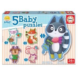 Baby Puzzles Animaux - EDU16816 EDUCA