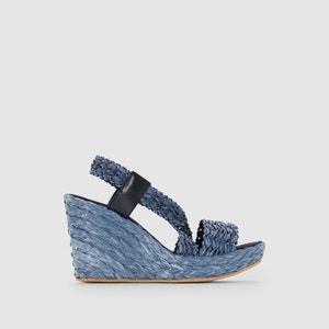 Sandalias abiertas con tacones de cuña, Fuxy ELIZABETH STUART