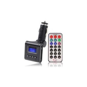 Transmetteur FM voiture allume cigare auto MP3 USB SD 32 Go Y214 Yonis