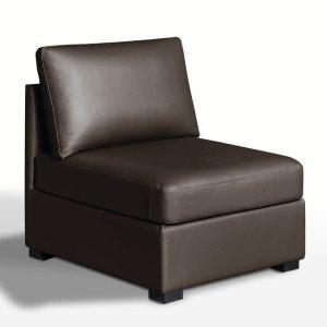 Chauffeuse, confort excellence, cuir, Robin La Redoute Interieurs