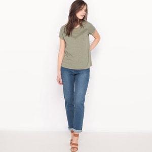 T-shirt met borduursel, korte mouwen LE TEMPS DES CERISES