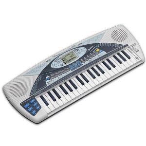 Clavier numérique avec micro casque keyboards 60 cm : 40 touches BONTEMPI