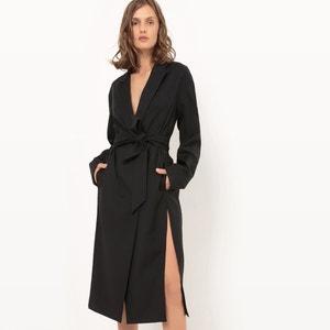 Vestido-sobretudo LEA PECKRE X LA REDOUTE MADAME