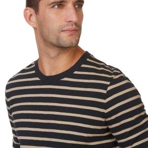 T-shirt rayé MONOPRIX