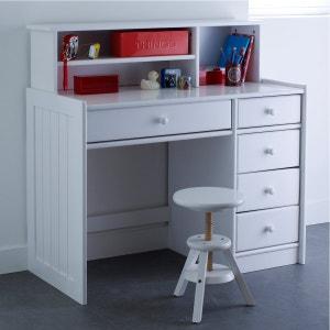 Gaby Solid Pine Desk Extender La Redoute Interieurs