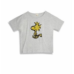 Cotton Crew Neck T-Shirt ESPRIT