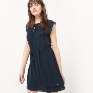 Korte jurk zonder mouwen PEPE JEANS